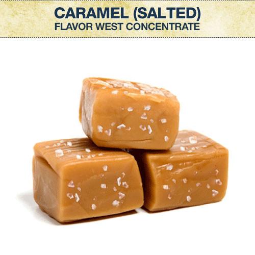 Flavor West Caramel (Salted) Concentrate