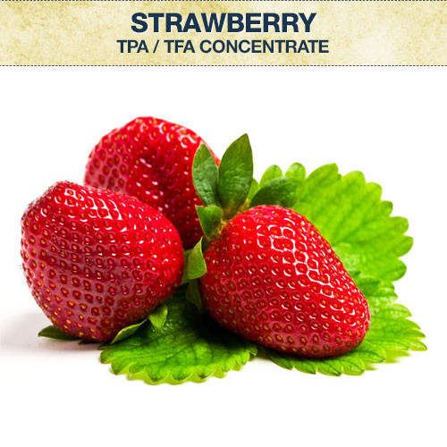 TPA / TFA Strawberry Concentrate