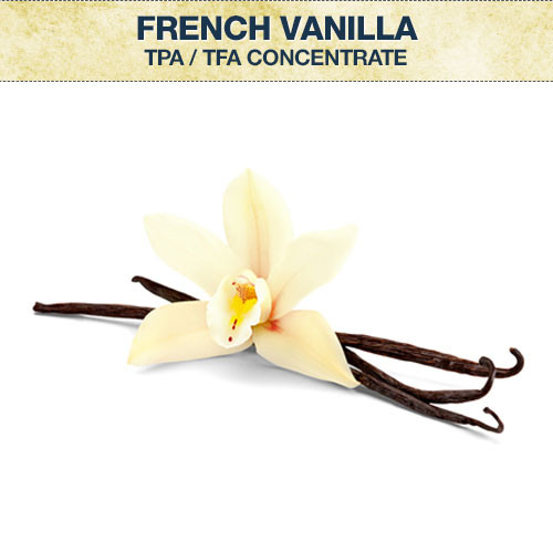 TPA / TFA French Vanilla Concentrate