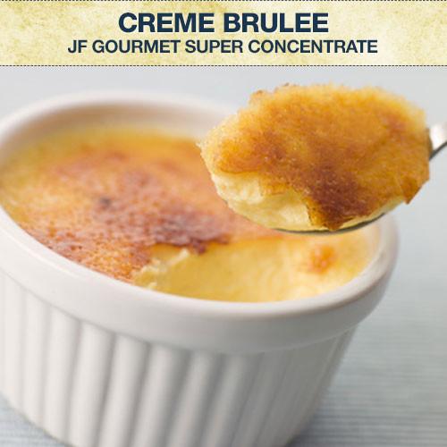 JF Gourmet Crème Brulee Super Concentrate