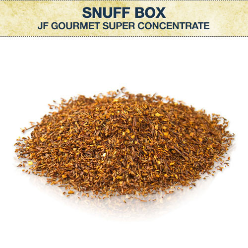 JF Gourmet Snuff Box Super Concentrate
