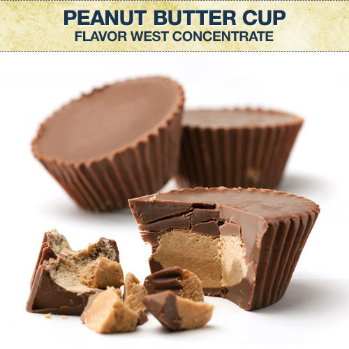 Flavor West Peanut Butter Cup Concentrate