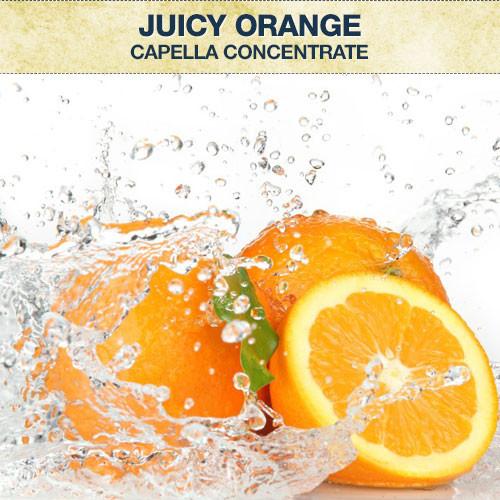 Capella Juicy Orange Concentrate