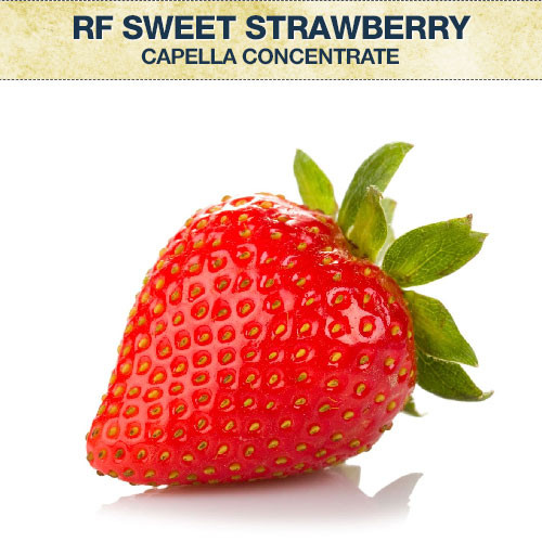 Capella RF Sweet Strawberry Concentrate