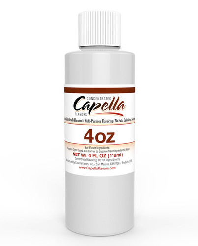 Capella Concentrate - 4oz Bottles (118ml)