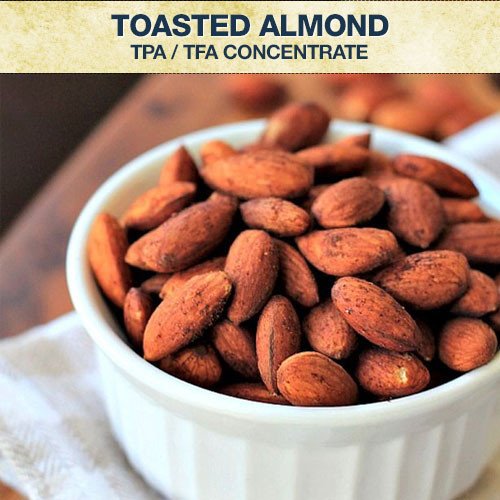 TPA / TFA Toasted Almond Concentrate