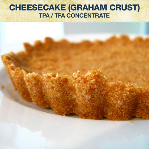TPA / TFA Cheesecake (Graham Crust) Concentrate
