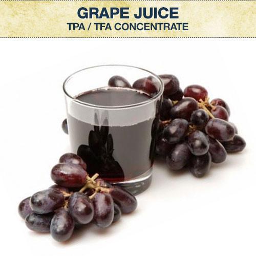 TPA / TFA Grape Juice Concentrate