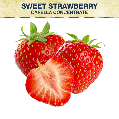 Capella Sweet Strawberry Concentrate