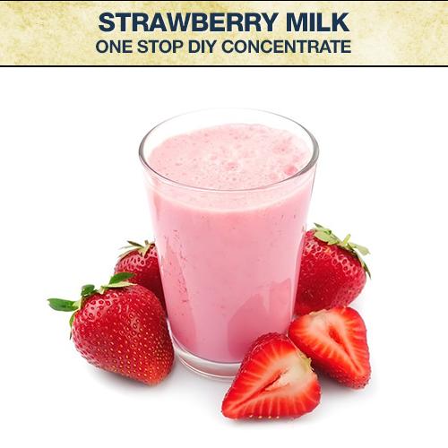 OSDIY Strawberry Milk Concentrate