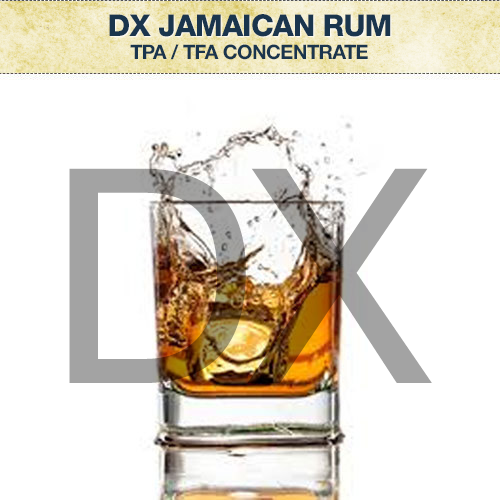 TPA / TFA DX Jamaican Rum Concentrate