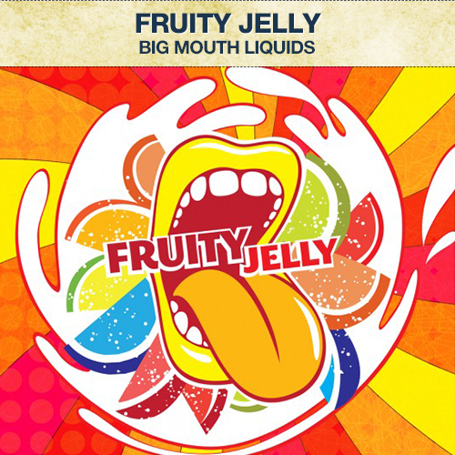 Big Mouth Fruit Jelly Concentrate