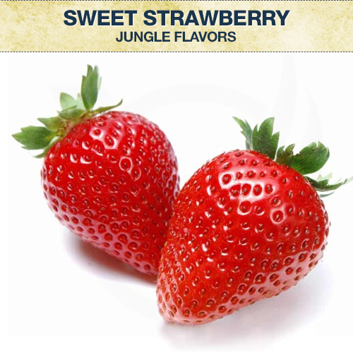 Flavor Jungle Sweet Strawberry Concentrate