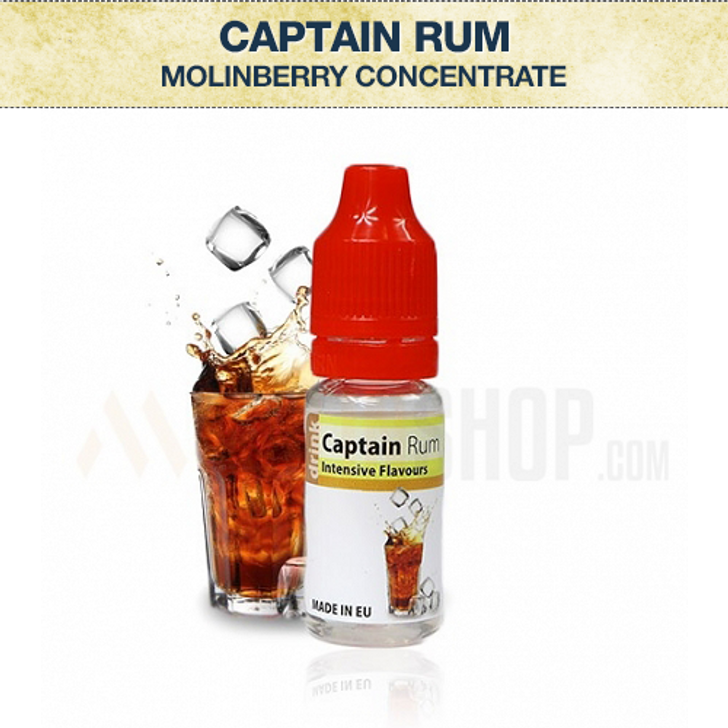 Molinberry Captain Rum Concentrate