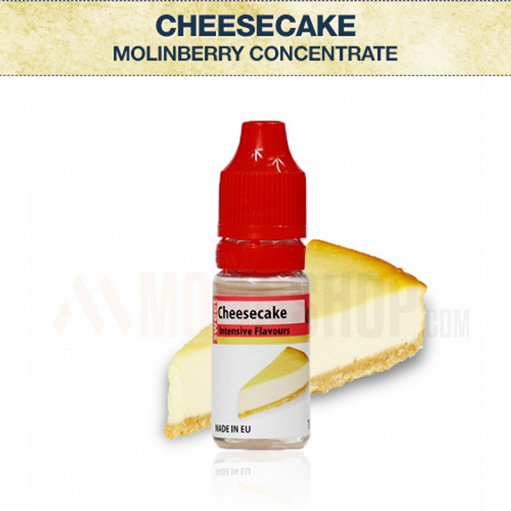 Molinberry Cheesecake Concentrate