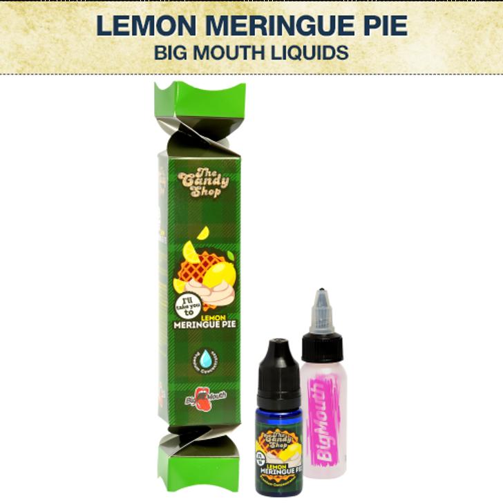 Big Mouth Lemon Meringue Pie Concentrate