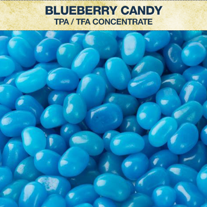TPA / TFA Blueberry Candy Concentrate
