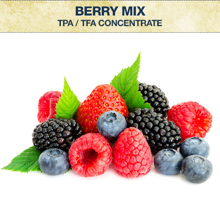 TPA / TFA Berry Mix Concentrate