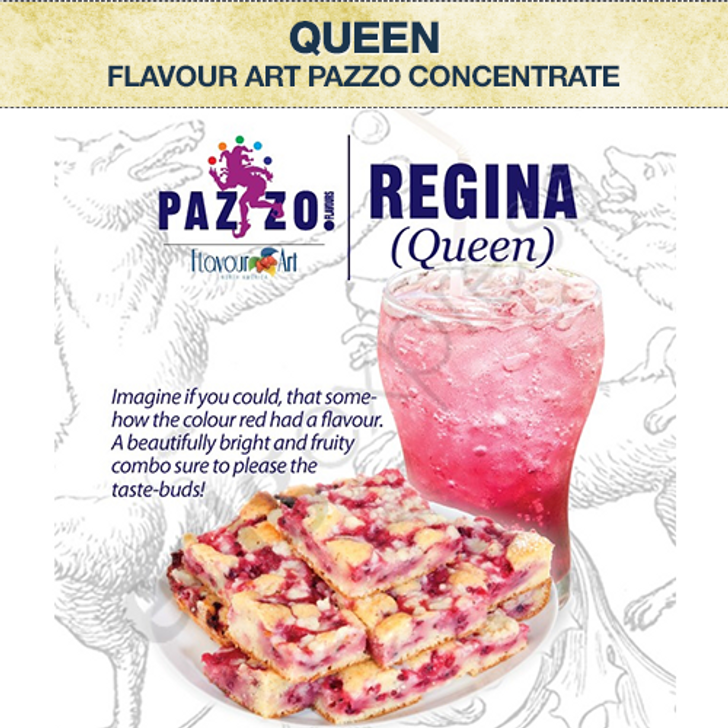 Flavour Art (Pazzo) Queen Concentrate