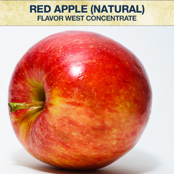 Flavor West Red Apple (Natural) Flavour Concentrate