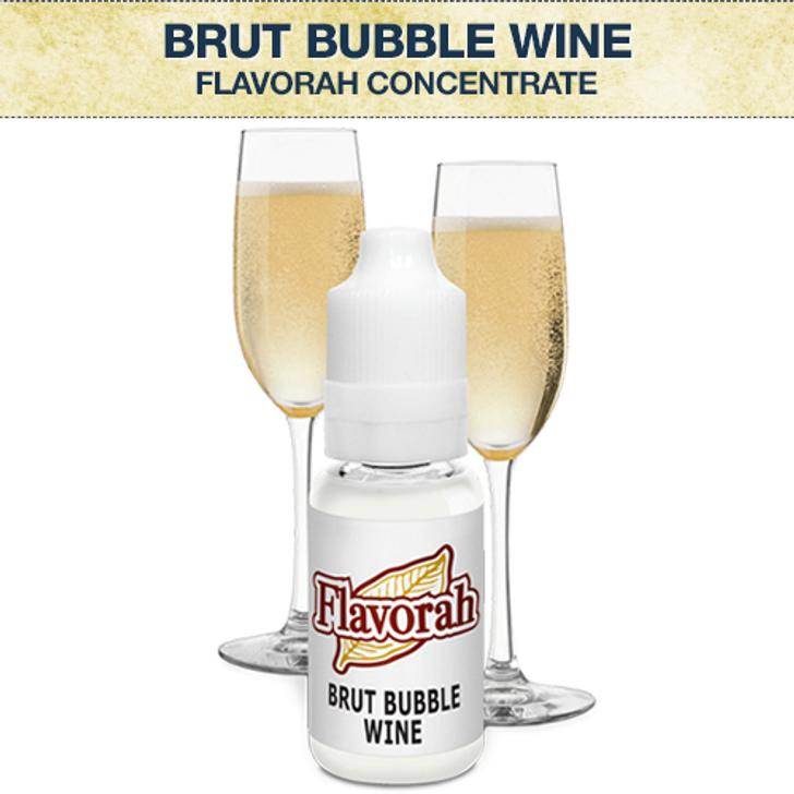 Flavorah Brut Bubble Wine Concentrate