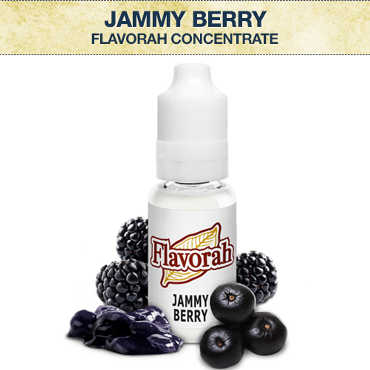 Flavorah Jammy Berry Concentrate