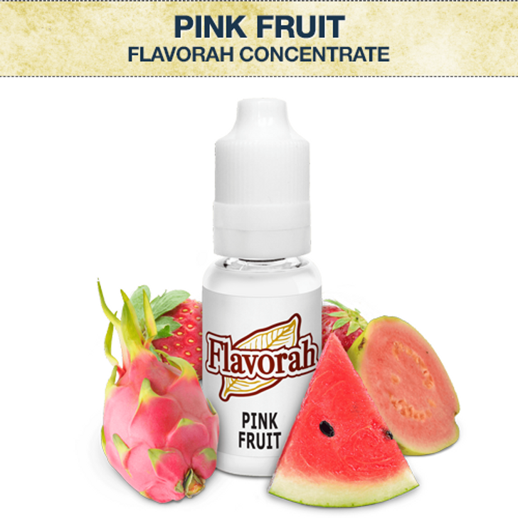 Flavorah Pink Fruit Concentrate