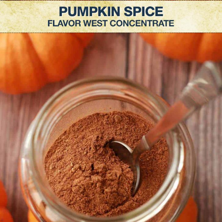 Flavor West Pumpkin Spice Flavour Concentrate