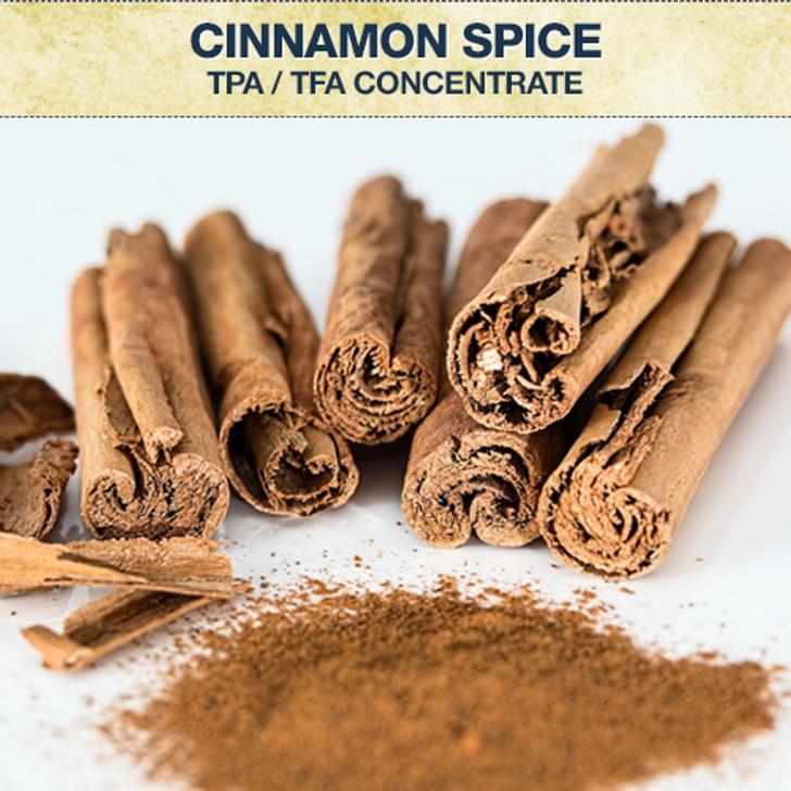 TPA / TFA Cinnamon Spice Concentrate
