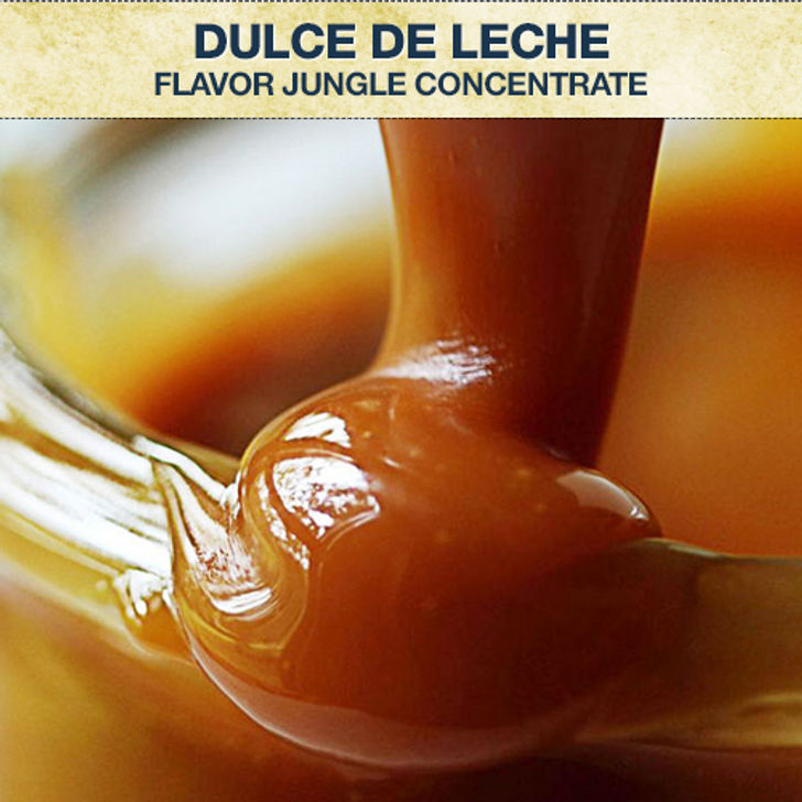 Flavor Jungle Dulce De Leche Concentrate