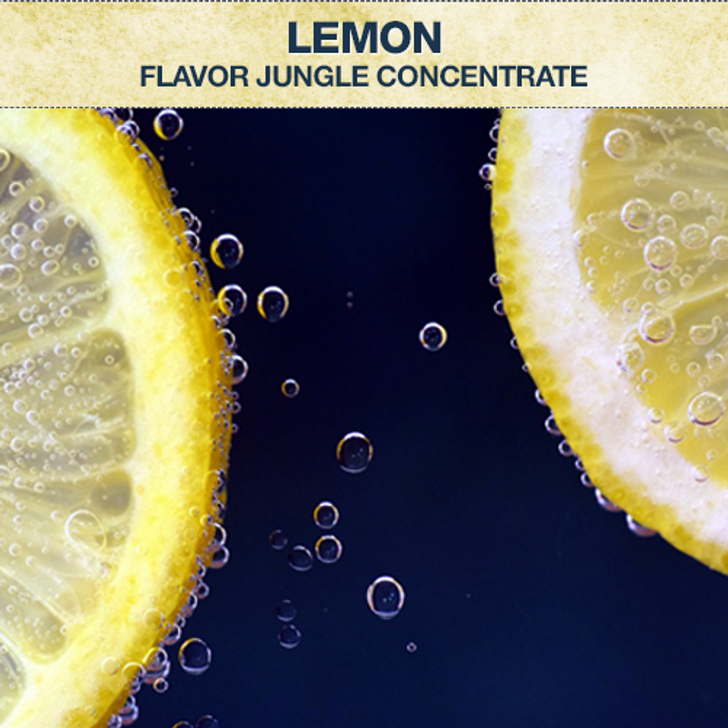 Flavor Jungle Lemon Concentrate