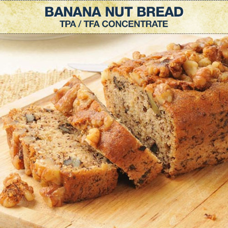 TPA / TFA Banana Nut Bread Concentrate