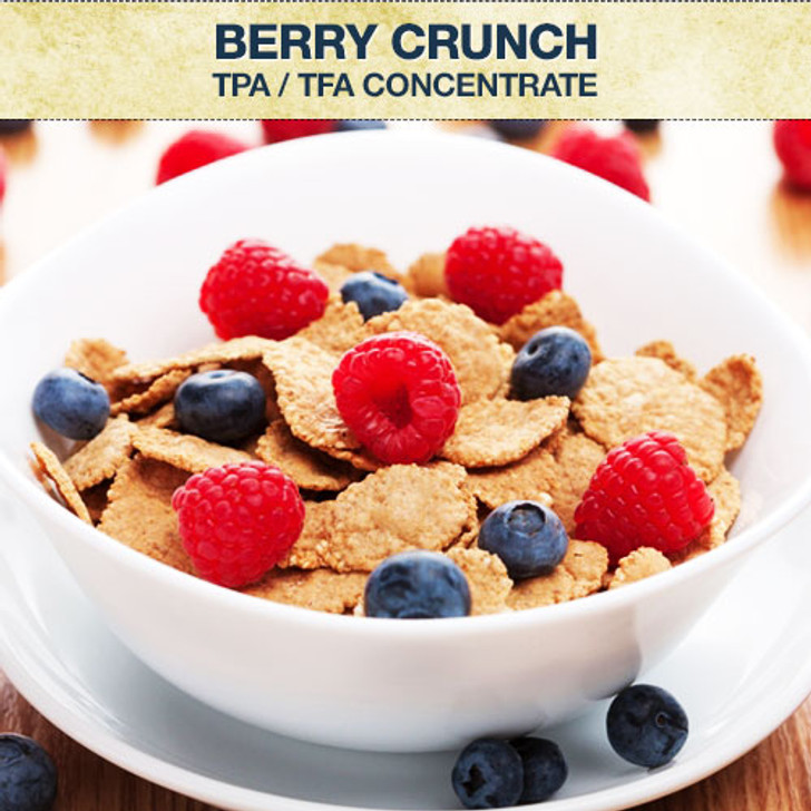 TPA / TFA Berry Cereal (was Berry Crunch) Concentrate