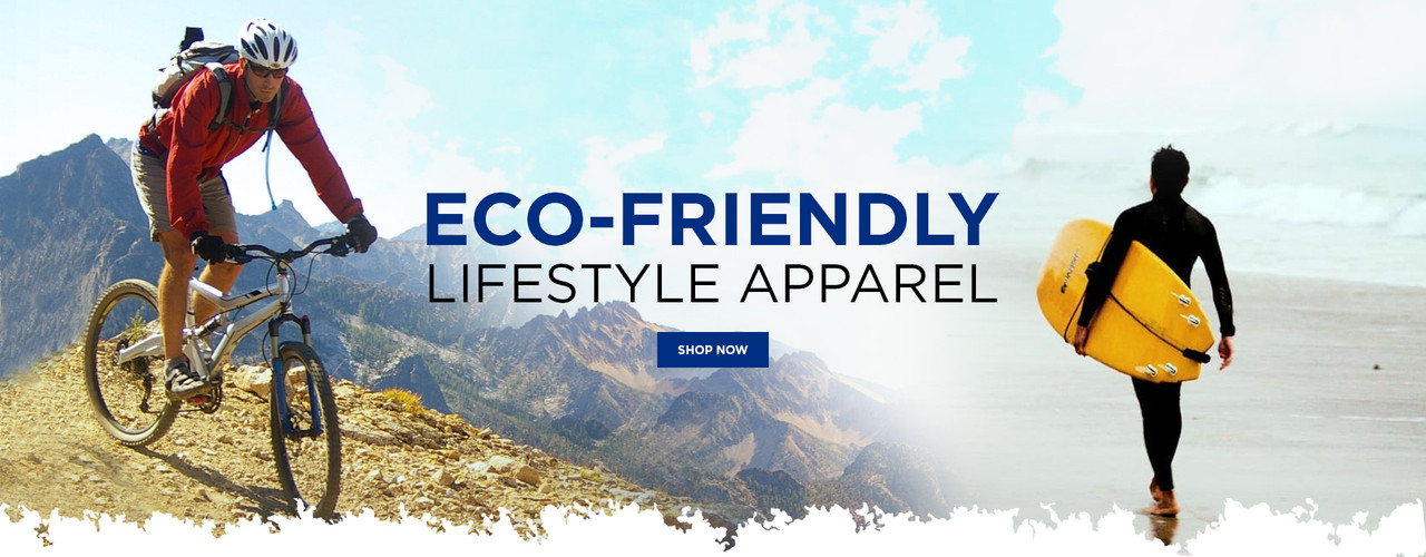 Infinite Earth Eco Friendly Apparel