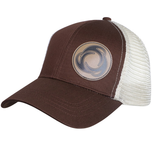 Right View Perfect Circle - Eco Trucker Hat ERT/OST