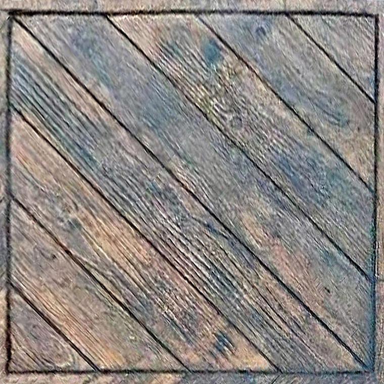 """Parquet Wood Diagonal 6"""" Planks"""