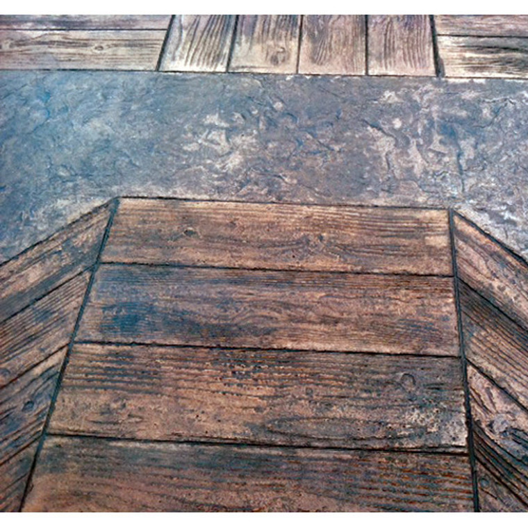 "Parquet Wood Straight 8"" Planks"