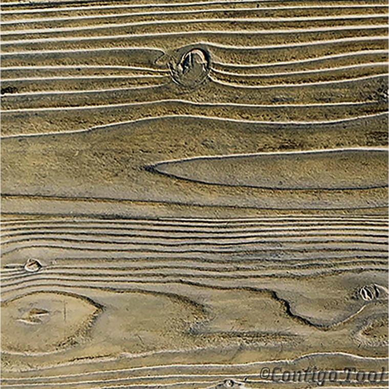 """Boardwalk Wood w/Knots 16"""" Touch Up Skin"""