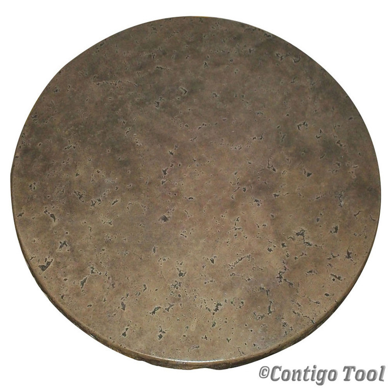 Travertine Table Top Mold 38""