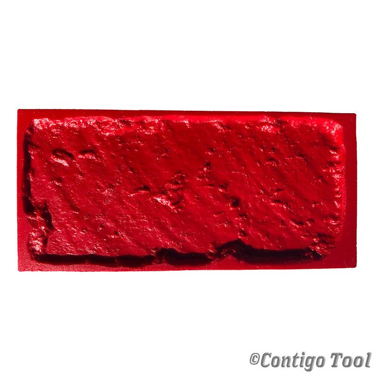 Soldier Course Used Brick Single Brick with Handle
