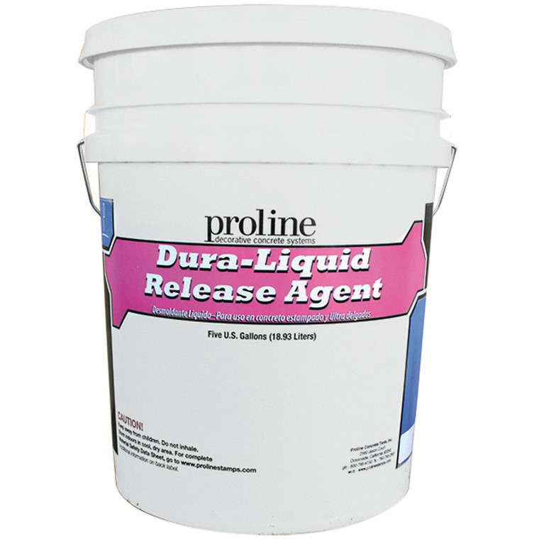 Proline Dura-Liquid Release - 5 Gal. Pail