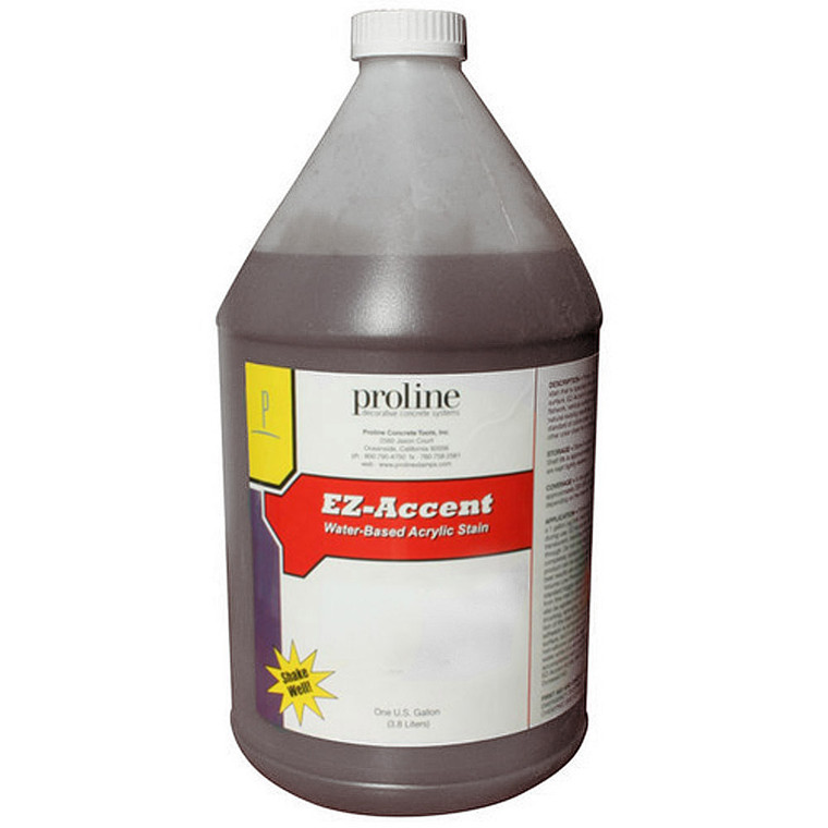 Proline EZ-Accent WB Acrylic Stain - 1 Gal.