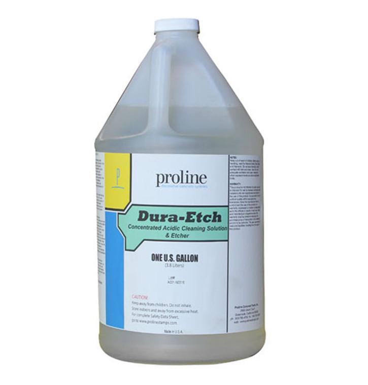 Proline Dura-Etch Concrete Etcher & Cleaner - 1 Gal.