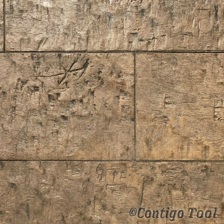 Hand Hewn Timber Planks