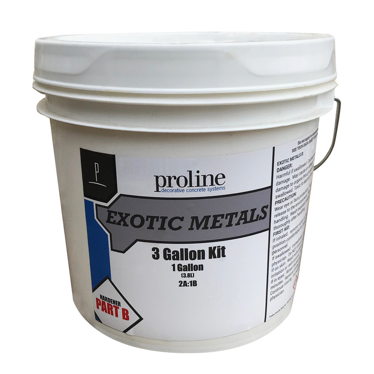 Proline Exotic Metals Metallic Epoxy Kit