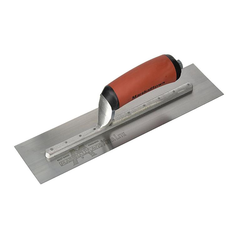 Marshalltown High Carbon Steel Trowels - DuraSoft Handle