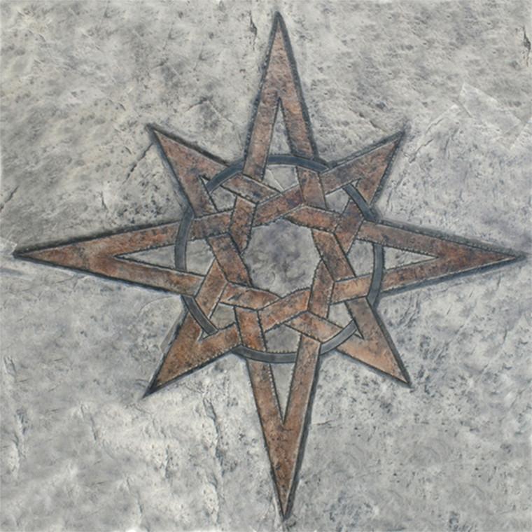 Proline Celtic Star Medallion 5.5'