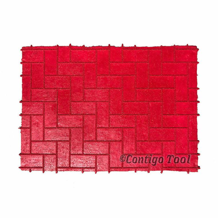 Proline Decorative Concrete Systems SMP400-SET Herringbone Brick Seamless Magnetic Contigo Package