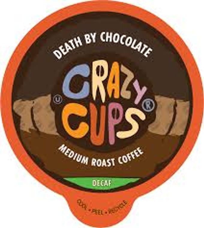 Chocolate Flavored Medium Roast Decaf Coffee to Die for