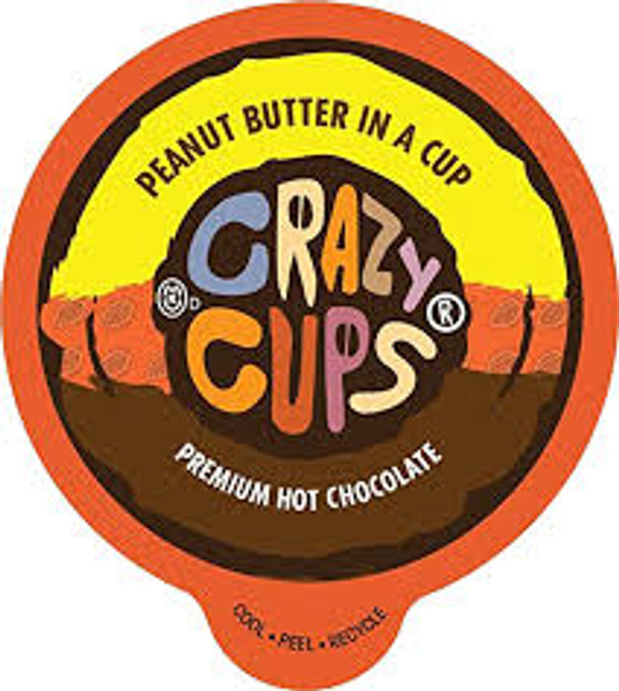 Chocolate Peanut Butter flavored Hot Chocolate